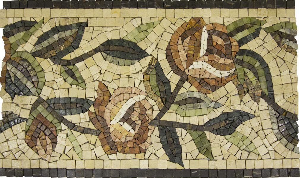 Орнаменты своими руками мозаика 72