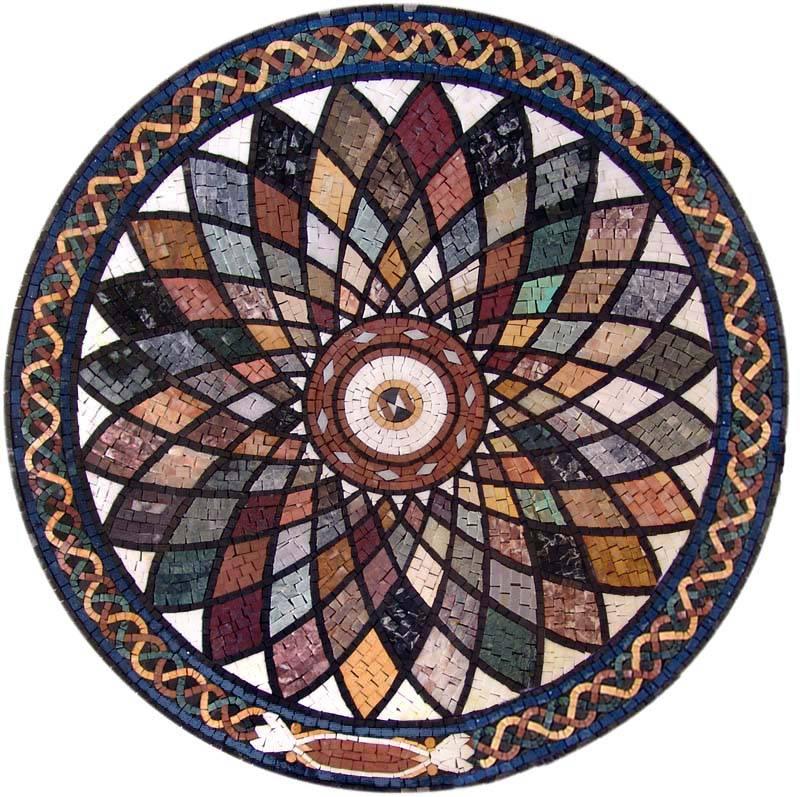Мозаика и мрамор своими руками